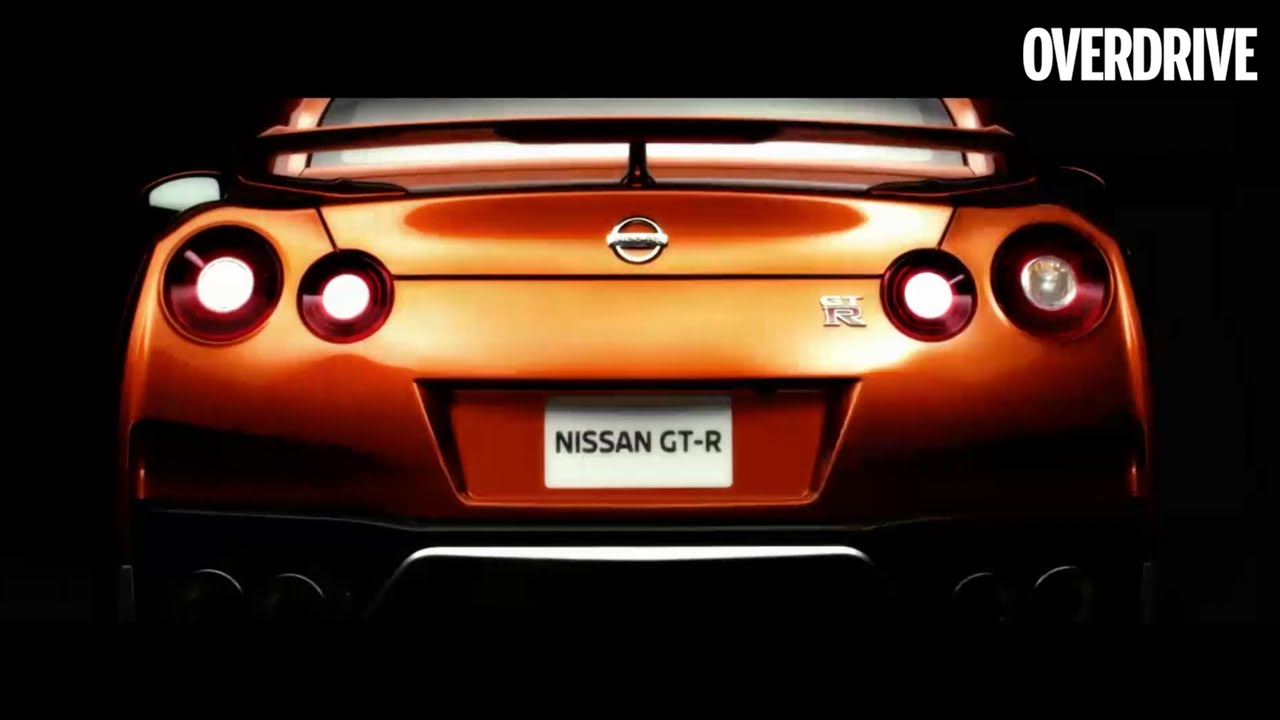 OD News: 2017 Nissan GT-R unveiled at NYIAS