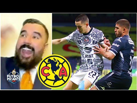 Álvaro Morales EXIGE MÁS al América, a pesar de clasificarse a liguilla de Liga MX | Futbol Picante