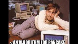 Bill Gates and his Pancake Problem