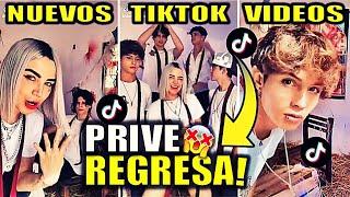 PRIVE NUEVOS TIKTOK | Aparecen en VIDEOS ¡ESTÁN VIVOS! | Estrena la SEGUNDA TEMPORADA | Privé Crew