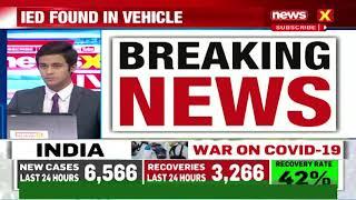 PAK's Walid Bhai Behind Pulwama IED Blast | NewsX - NEWSXLIVE