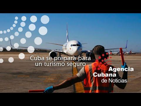 Cuba se prepara para un turismo seguro
