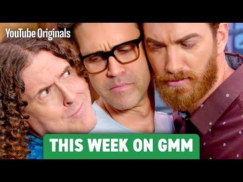 connectYoutube - Weird Al Yankovic | This Week on GMM