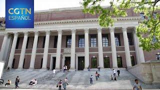 Harvard y el MIT demandan al Gobierno de EE. UU. por una norma sobre los estudiantes internacionales