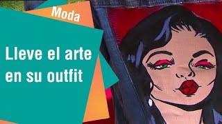 Lleve el arte que le gusta en su outfit   Moda