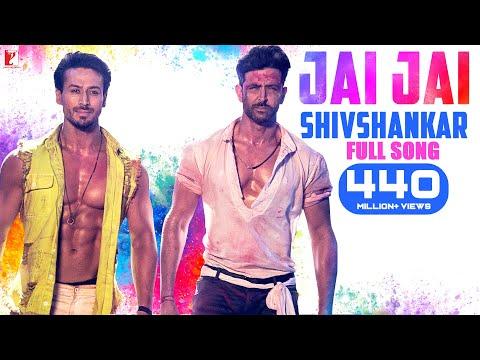 Jai Jai Shivshankar Full Song | War | Hrithik Roshan, Tiger Shroff | Vishal