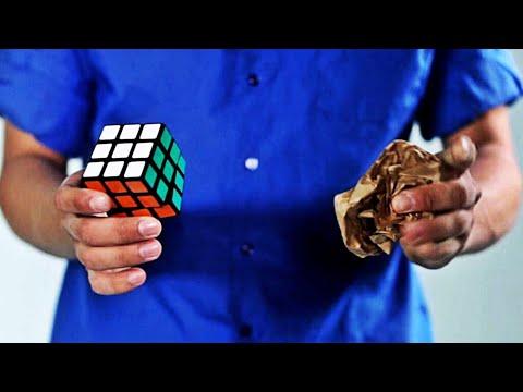 2 VISUAL Rubik's Cube Magic Tricks REVEALED