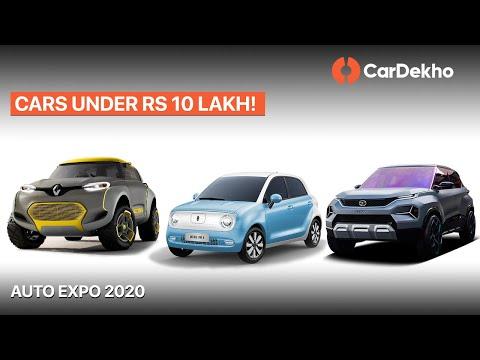 Cars To Watch Out For @ Auto Expo 2020  Kia QYI, Maruti XL5 & More  CarDekho