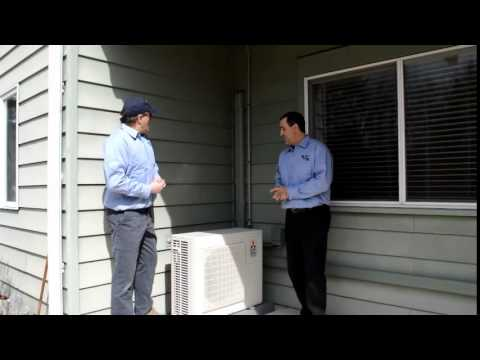 Ductless Mini-Splits Central Air Conditioning & Heat