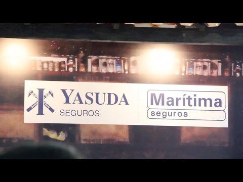 Imagem post: Stand Yasuda-Marítima no 8º CECSEG-MG