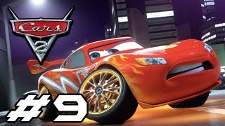 Cars 2 The Video-Game - Part 9 - Lightning Strikes Twice (HD Gameplay Walkthrough)