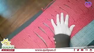 Taller de tejido: cuello trenza a palillo