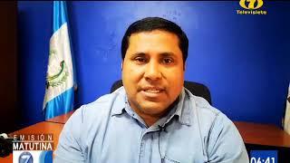 Estado de prevención en seis municipios de Escuintla