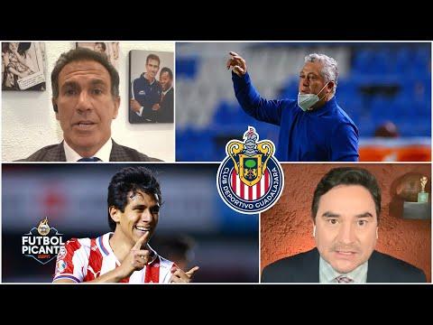 ANÁLISIS Chivas no pasó del empate ante Querétaro y Vucetich está preocupado   Futbol Picante