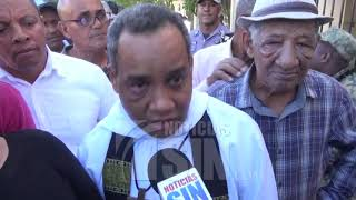 Residentes en Los Miches temen ser desalojados; piden ayuda al gobierno
