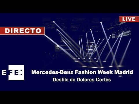 Mercedes Benz Fashion Week Madrid - Desfile de Dolores Cortés