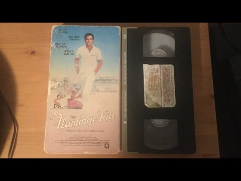 connectYoutube - Opening to The Flamingo Kid 1985 VHS [True HQ]
