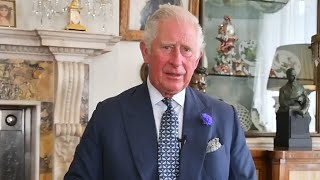 'Thank you all for what you have done': Prince Charles thanks NHS on 72nd anniversary