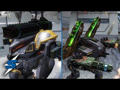 NUEVOS ROBOTS Y ARMAS!!! | SORILOKO War Robots