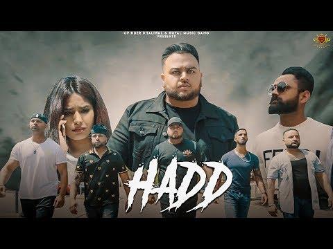 HADD LYRICS - Deep Jandu | Lyrics by Amrit Maan