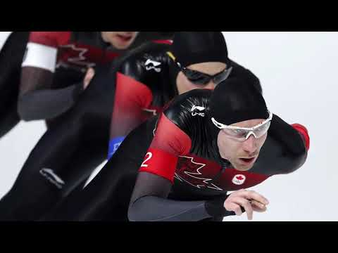 How long-track speedskating suits are designed to maximize speed
