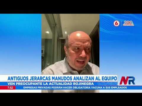 Continuidad de Luis Marín en Alajuelense está en duda