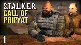 STALKER: Call of Pripyat - Spill the Beans! | STALKER: Call of Pripyat Gameplay part 1