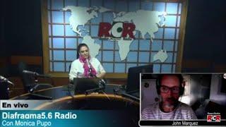 RCR750 - Diafragma5.6 Radio -  Programa Sabado 17.10.2020
