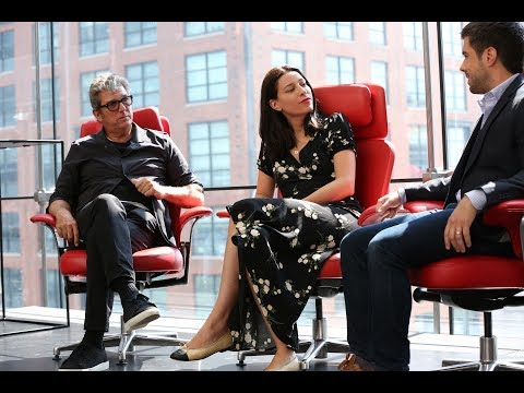 connectYoutube - Full interview: Theory's Andrew Rosen and Reformation's Yael Aflalo | Code Commerce Fall 2017