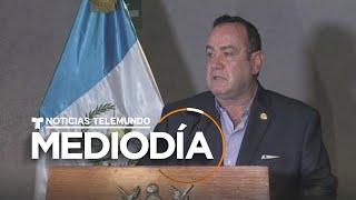 Alejandro Giammattei jurará como el nuevo presidente de Guatemala