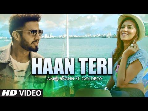 Haan Teri Lyrics - Amol Mann ft. GoldBoy