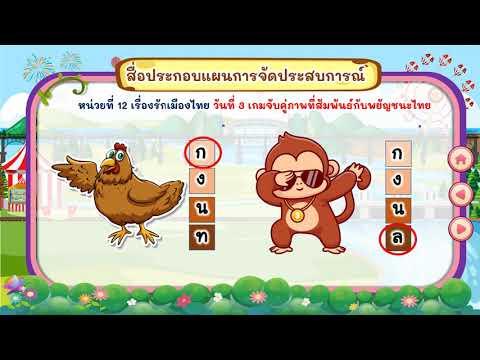 หน่วยที่-12-เรื่องรักเมืองไทย