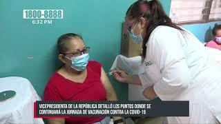 Fin de semana dedicado a las madres nicaragüenses
