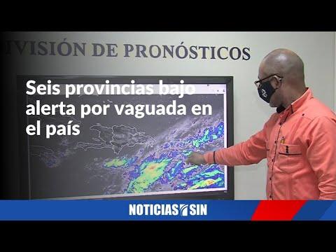 Continuarán las lluvias, dice Onamet