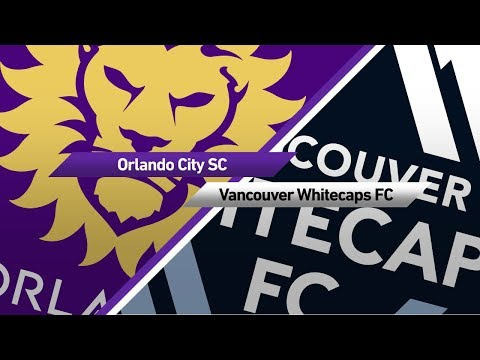 Highlights: Orlando City SC vs. Vancouver Whitecaps FC | August 26, 2017