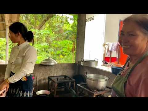 บุกครัววัดป่านาขาม-พระสันอาหาร