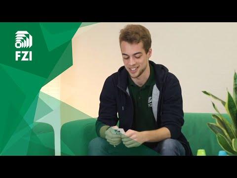 FZI 100 Sekunden Challenge: Grigory Korzhenevich