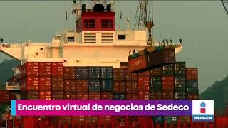 La Sedeco CDMX realiza encuentro virtual de negocios | Noticias con Yuriria Sierra