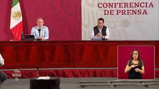 Conferencia de Prensa #COVID19 | 23 de mayo de 2020 #GraciasPorCuidarnos