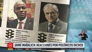 Diversas reacciones a las polémicas declaraciones del ministro Mañalich