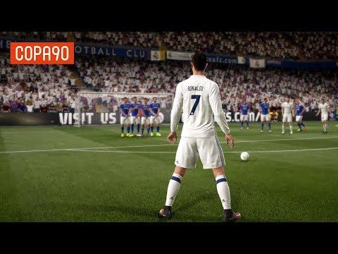 Free Kicks From FIFA 98 to 18