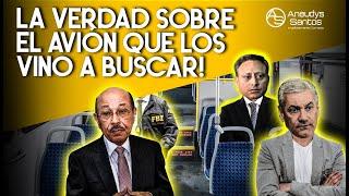 ¿Los vinieron a buscar presos  ¿Quién del Coro de Danilo Medina podría ser Extraditado