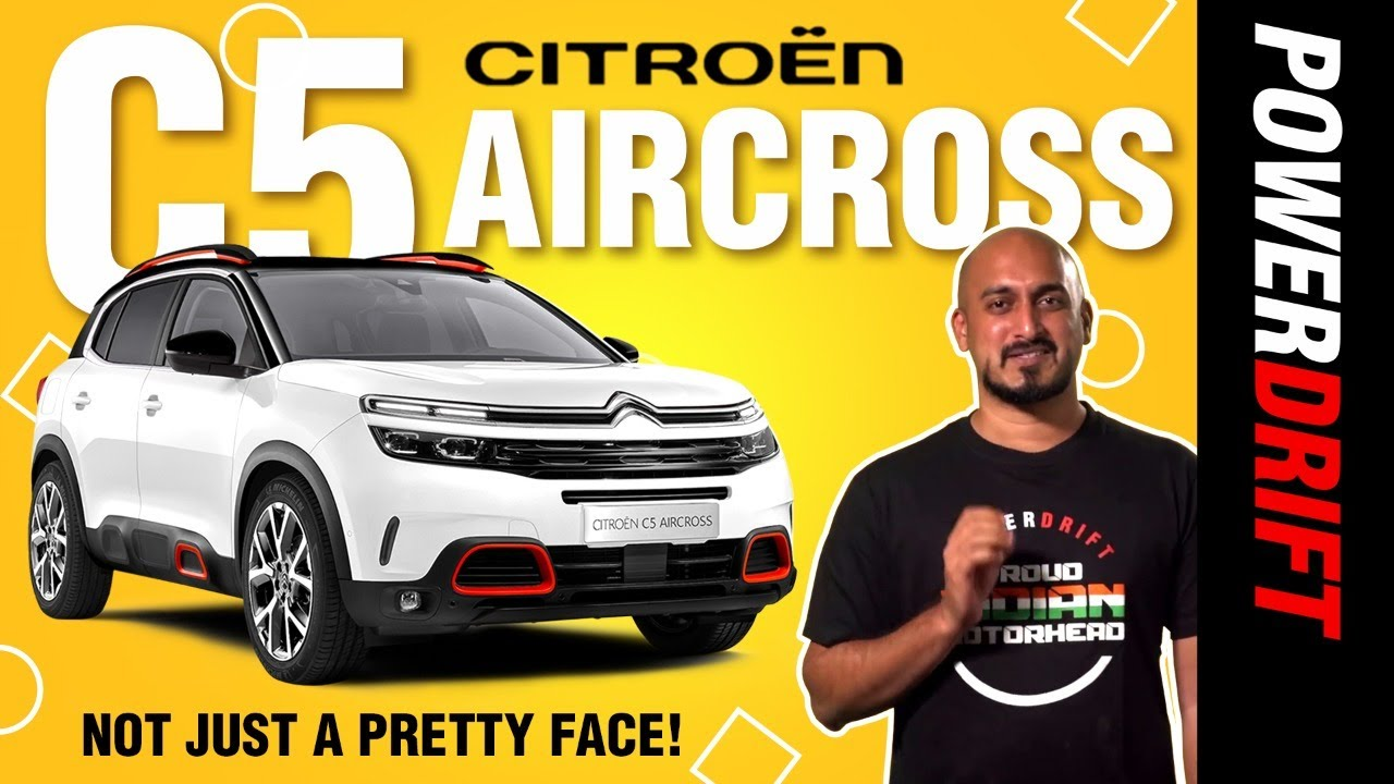 Citroën India | Hello, you! Welcome to India! | PowerDrift
