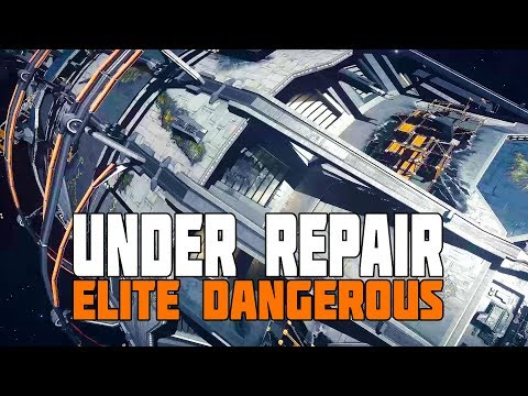 Elite Dangerous - 'Under Repair' New Station State - Plus 2nd Wave of Station Attacks