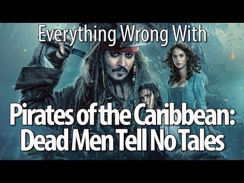 connectYoutube - Everything Wrong With Pirates of the Caribbean: Dead Men Tell No Tales