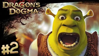 Dragon's Dogma #2 - Shrek (Livestream Highlights)