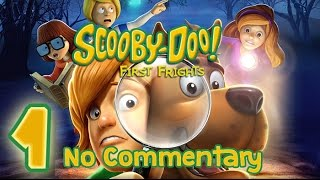 Scooby-Doo ! : First Frights (Wii, PS2) Walkthrough Part 1