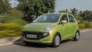 2018 Hyundai Santro First Drive Review ( In Hindi ) | CarDekho.com