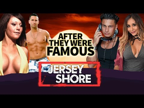 JERSEY SHORE | AFTER They Were Famous | JWoww, Situatuon, Pauly D, Snooki & more...