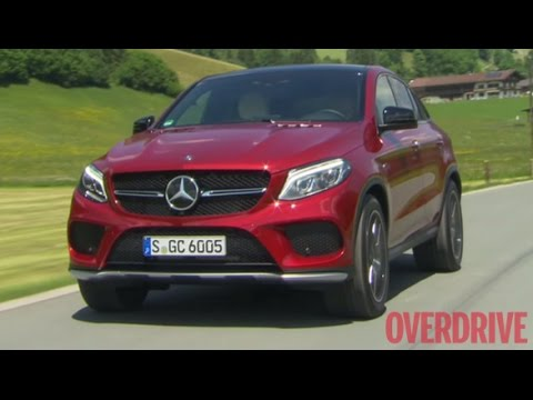 Mercedes-Benz GLE 450 AMG Coup - First Drive Review